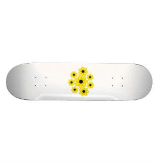 Sunflowers Skate Deck