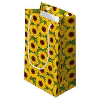 Sunflowers Small Gift Bag