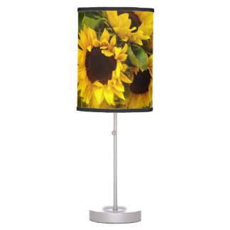 Sunflowers Table Lamps
