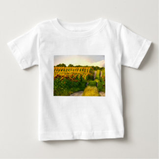 Sunflowers to Brighten your day Baby T-Shirt