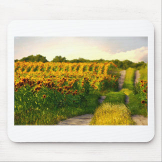 Sunflowers to Brighten your day Mouse Pad