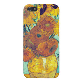 Sunflowers, Van Gogh Case For iPhone 5/5S