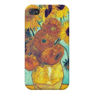 Sunflowers, Van Gogh iPhone 4/4S Case
