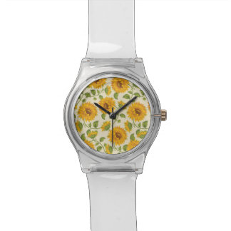 Sunflowers Watch