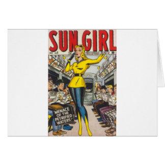 Sungirl Card