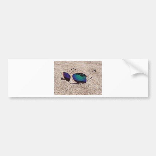 Sunglasses Bumper Sticker