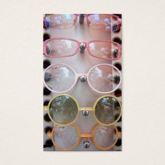 sunglasses business card