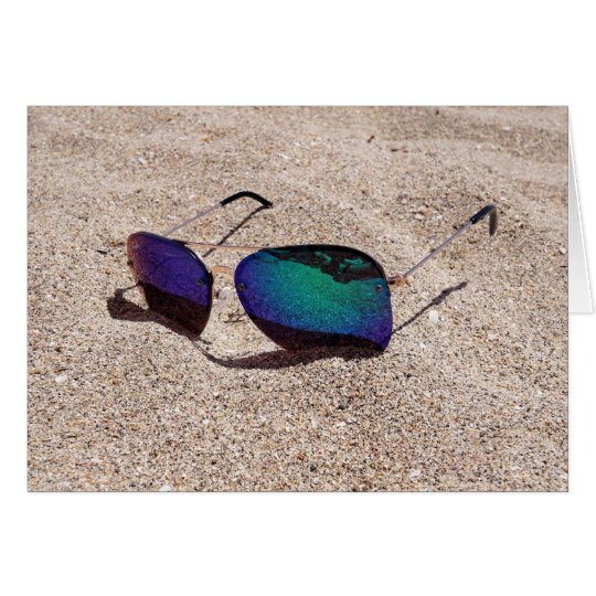 Sunglasses Card