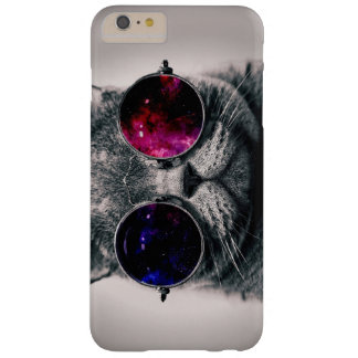 sunglasses cat barely there iPhone 6 plus case