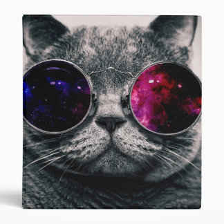 sunglasses cat binders