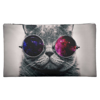 sunglasses cat cosmetic bags