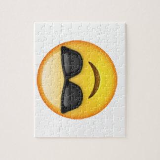 Sunglasses - Emoji Jigsaw Puzzle