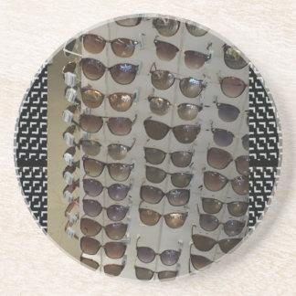 Sunglasses Goggles Fashion accessory template diy Beverage Coasters