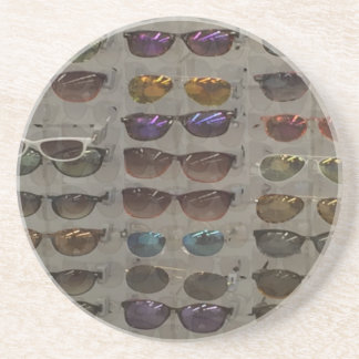 Sunglasses Goggles Fashion accessory template diy Drink Coasters