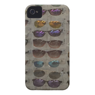Sunglasses Goggles Fashion accessory template diy iPhone 4 Case-Mate Case