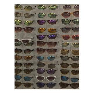 Sunglasses Goggles Fashion accessory template diy Postcard
