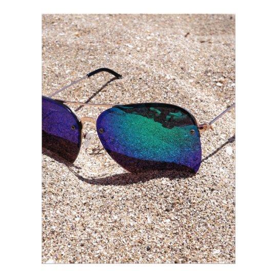 Sunglasses Letterhead