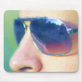 Sunglasses mousepad