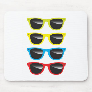 Sunglasses Mouse Pad