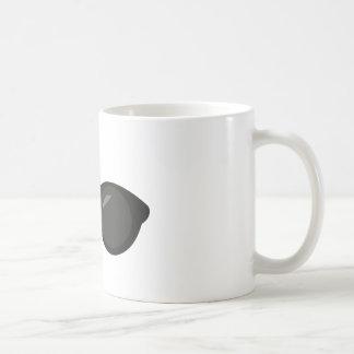 Sunglasses Basic White Mug