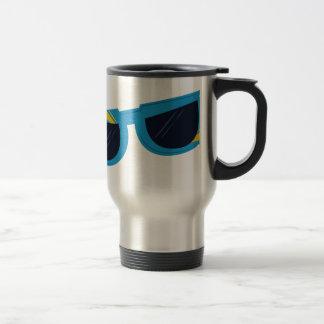 Sunglasses Stainless Steel Travel Mug