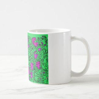 Sunglasses. Coffee Mug