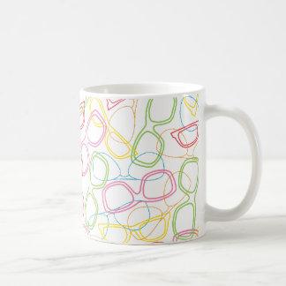 Sunglasses Outline Mug
