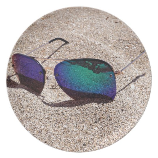 Sunglasses Party Plates