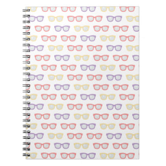 Sunglasses Photo Notebook (80 Pages B&W)