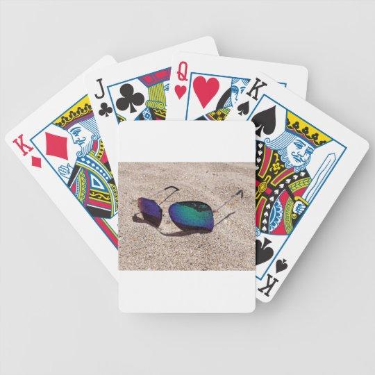 Sunglasses Poker Deck
