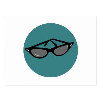 Sunglasses Postcards