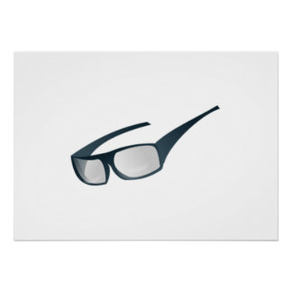 Sunglasses Posters