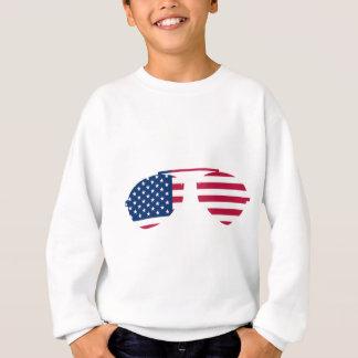 Sunglasses USA Sweatshirt