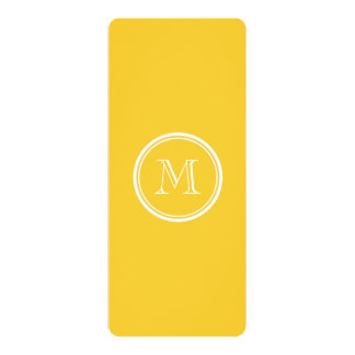 Sunglow Yellow High End Colored Card