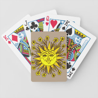 Sunhine Bicycle Playing Cards