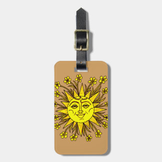 Sunhine Luggage Tag