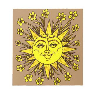 Sunhine Notepad