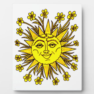 Sunhine Plaque