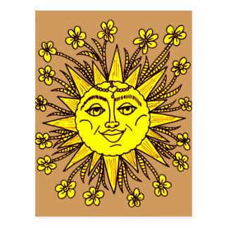 Sunhine Postcard