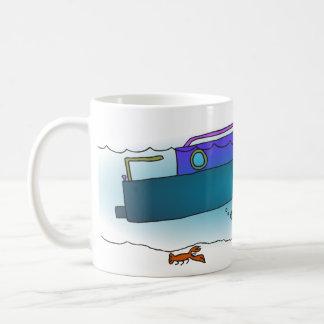 Sunken Boat Mug