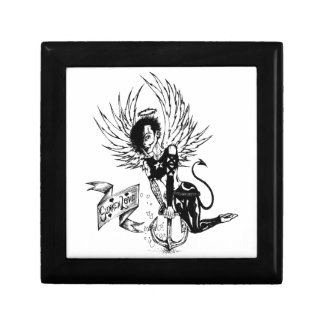 Sunken Love - Punk Rock Pin-Up Tattoo Gift Box