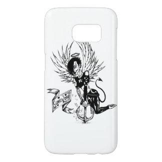 Sunken Love - Punk Rock Pin-Up Tattoo Samsung Galaxy S7 Case