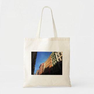 Sunlight On Soho Buildings, NYC Bag