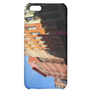 Sunlight On Soho Buildings, NYC iPhone 5C Case