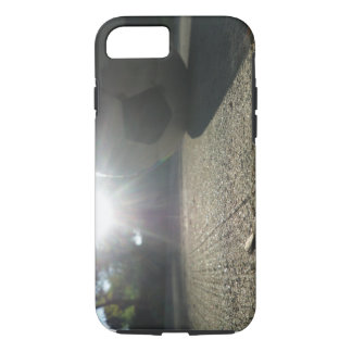 Sunlight Soccer Ball Phone Case (IPhone 7)