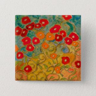 sunlight splendor (painting) button