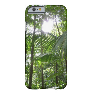 Sunlight Through Rainforest Canopy Tropical Green Barely There iPhone 6 Case