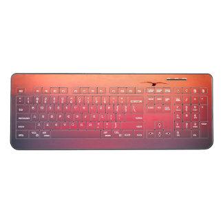 Sunlight's First Glimpse Wireless Keyboard