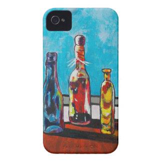 Sunlit Bottles iPhone 4 Cover
