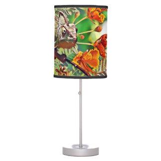 Sunlit Chameleon Table Lamp